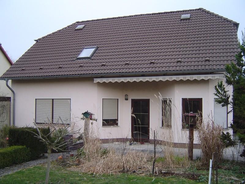 Fassadenbeschichtung in 01968 Kleinkoschen