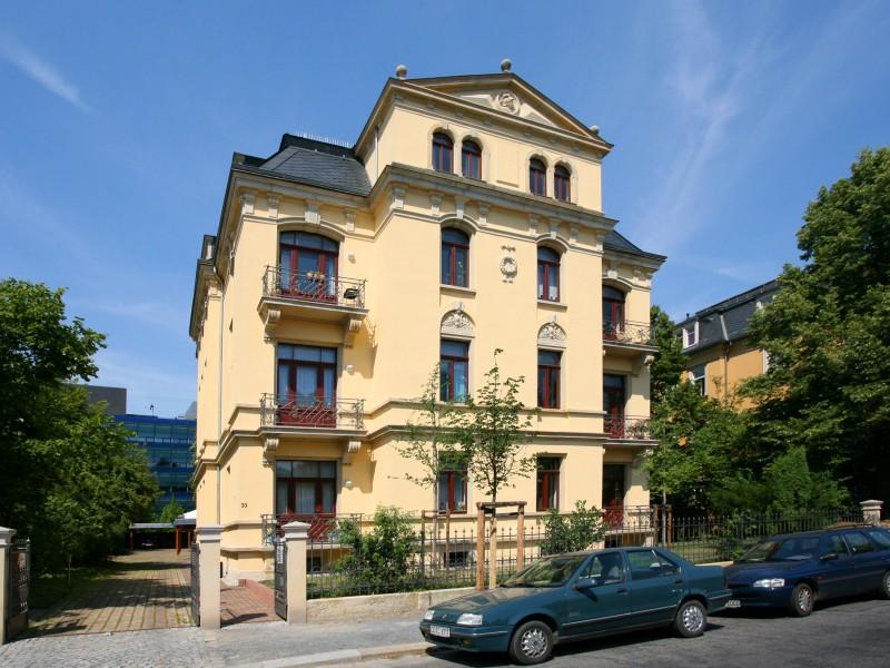 Wohnanlage Schubertstrasse 33  Dresden