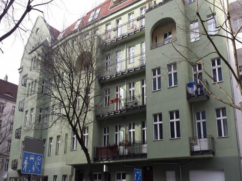 Wohnanlage Senefelderstraße 30-30a  Berlin