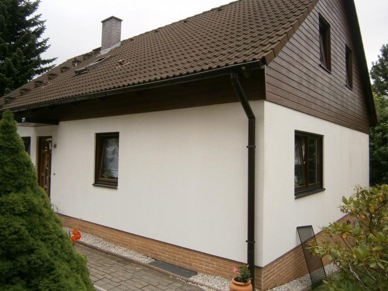 Hausfassade Fira in 09131 Chemnitz