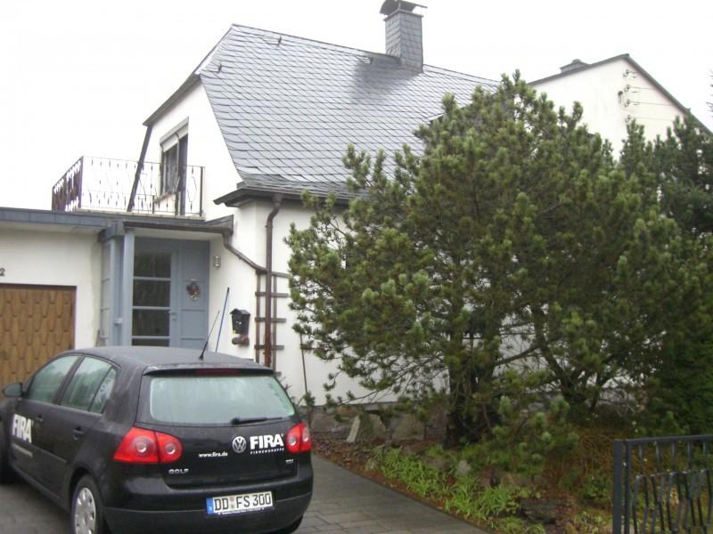 Hausfassade Fira in 09114 Chemnitz