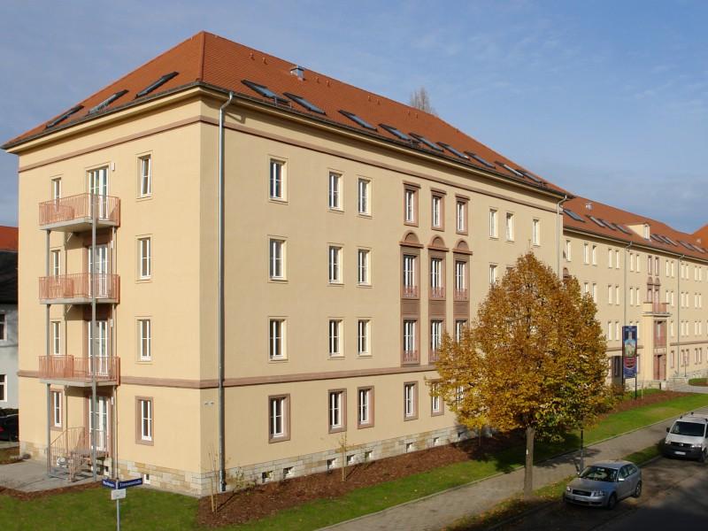 Wohnanlage Tittmannstrasse 18-20  Dresden