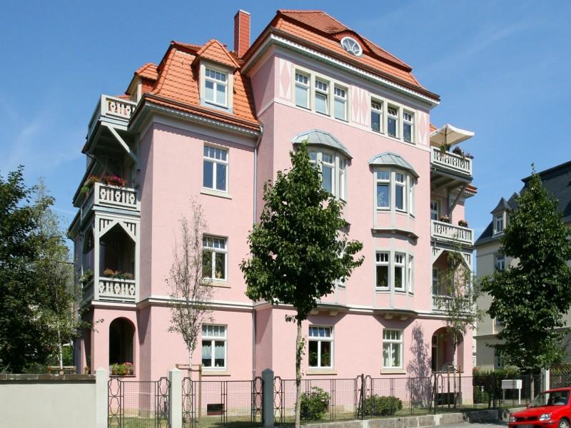 Wohnanlage Tzschimmerstrasse 16  Dresden