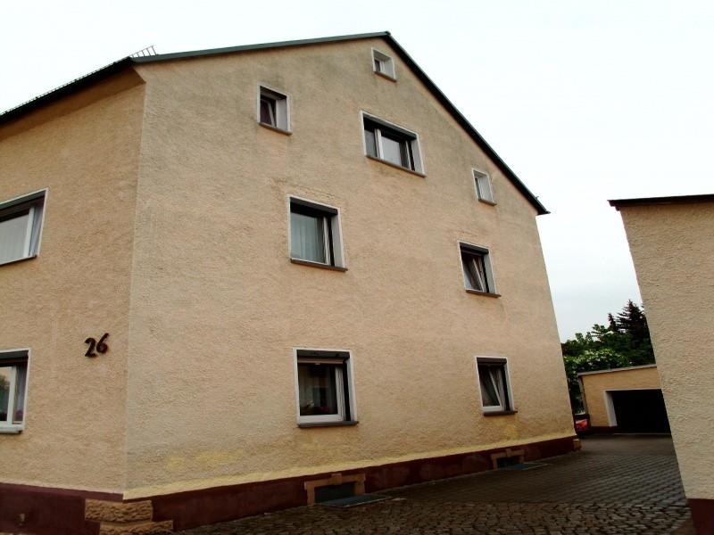 Fassadenanstrich in 09387 Jahnsdorf