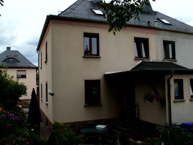 Fassadenanstrich in 09243 Niederfrohna