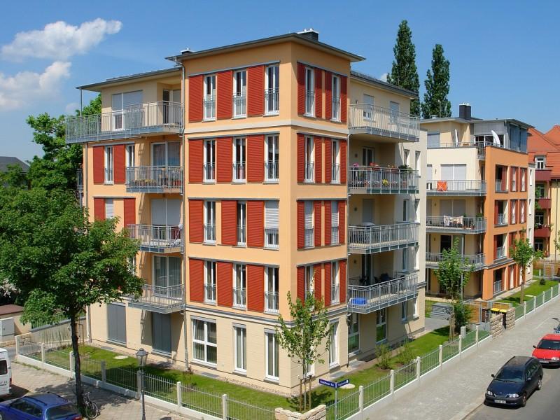 Wohnanlage Voglerstrasse 30-32  Dresden