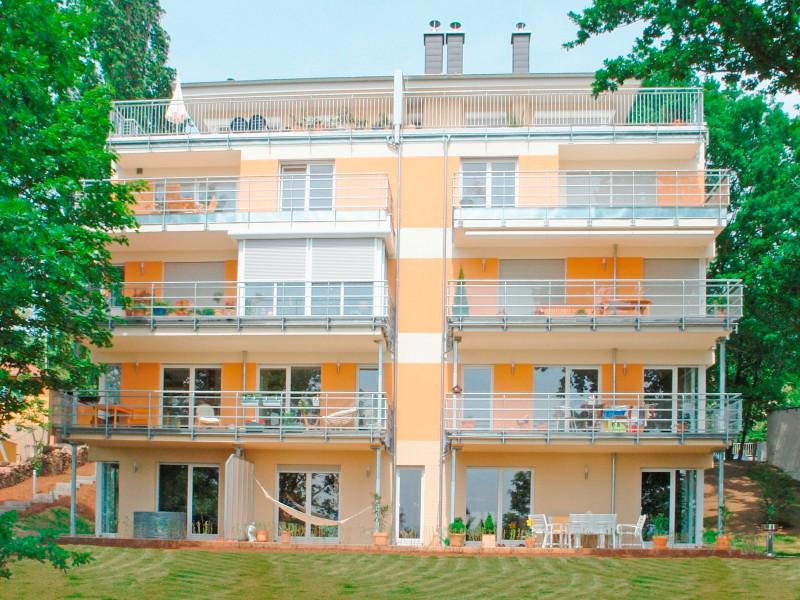 Wohnanlage Weinbergstrasse 81  Dresden