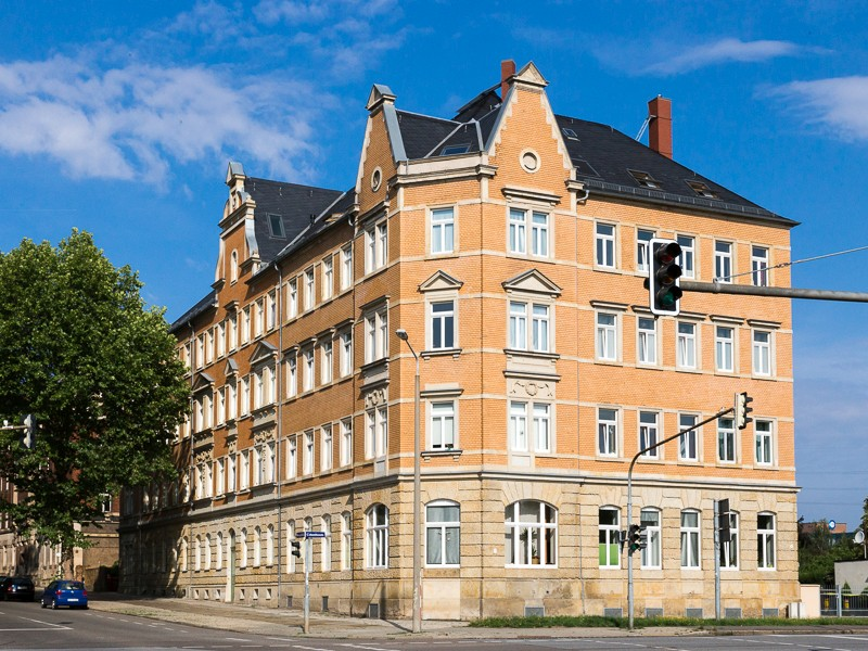 Wohnanlage Wernerstraße 12-14  Dresden