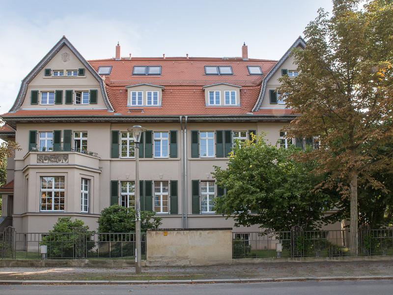 Wohnanlage Wiener Straße 69-71  Dresden