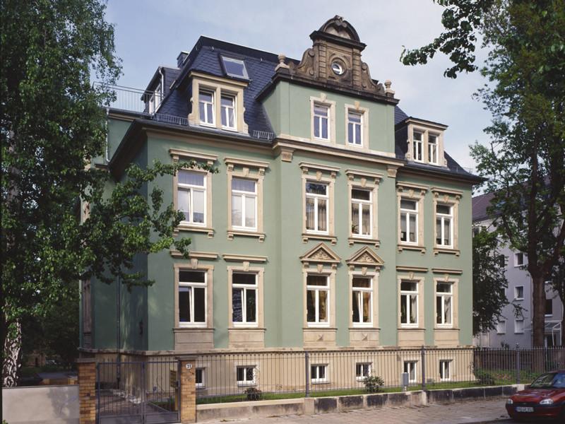 Wohnanlage Bamberger Straße  Dresden