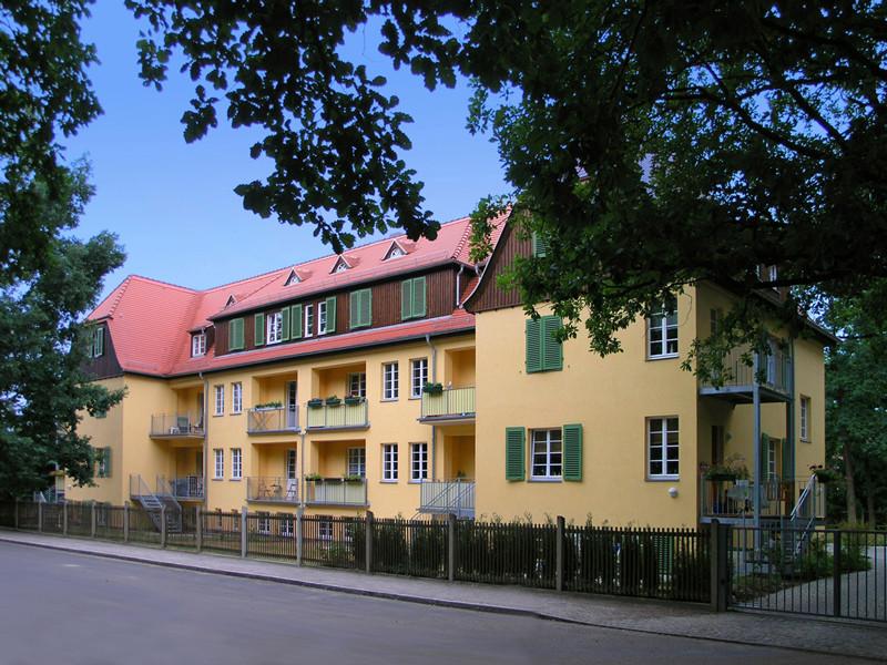 Wohnanlage Lessingstraße 1  Radebeul