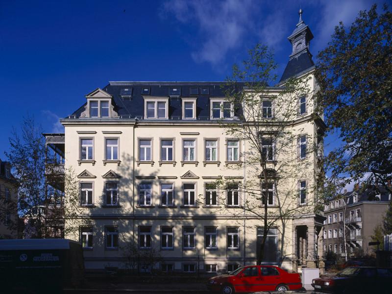 Wohnanlage Niederwaldstraße 10  Dresden