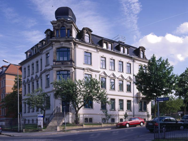Wohnanlage Nöthnitzer Straße 28  Dresden