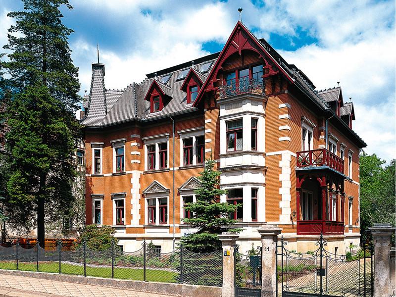 Wohnanlage Goetheallee 11  Dresden