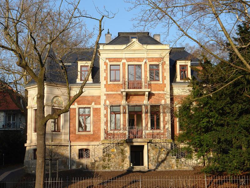 Wohnanlage Jägerstraße 26  Dresden