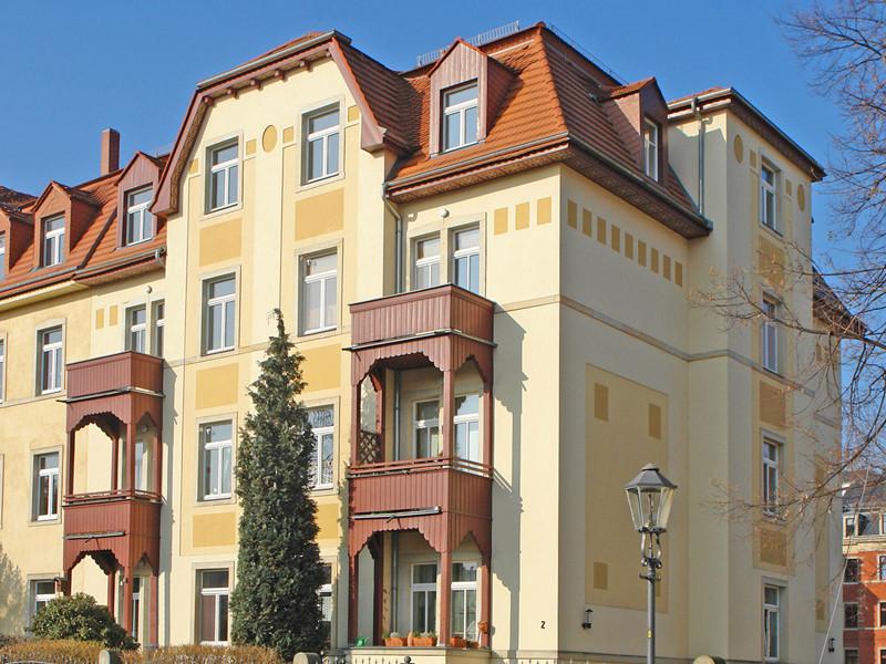 Wohnanlage Niederwaldplatz 2  Dresden