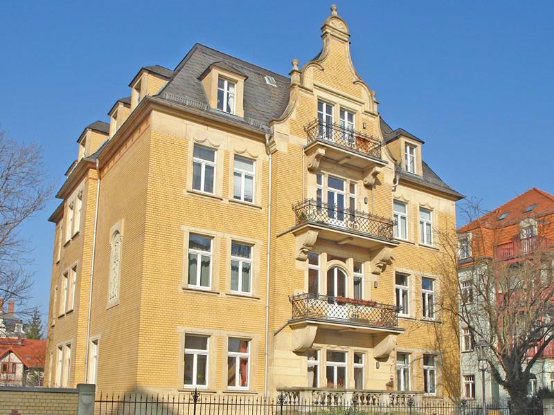 Wohnanlage Voglerstraße 18  Dresden