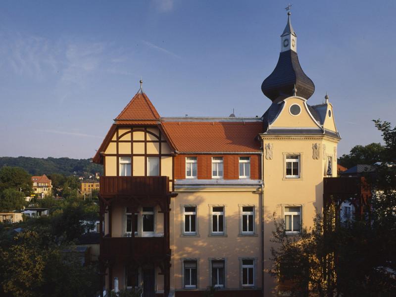 Wohnanlage Schoberstraße 15  Dresden