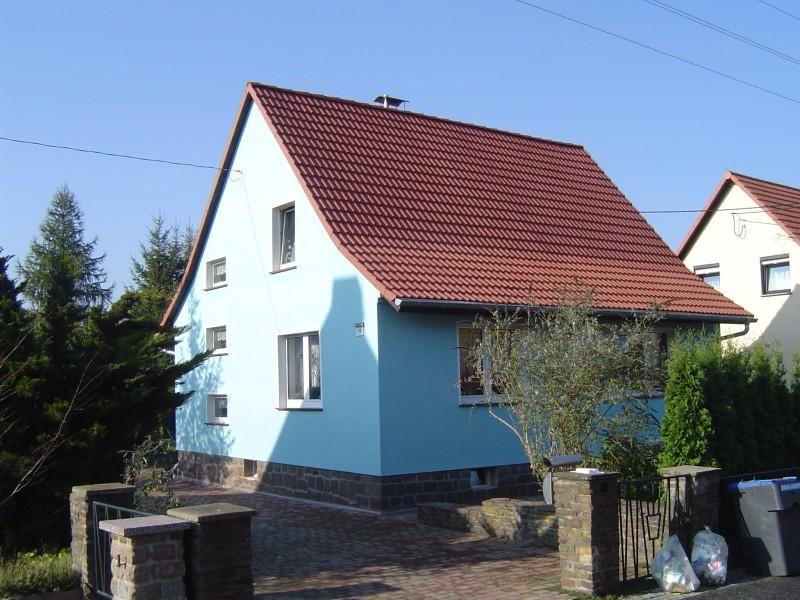 Fassadendämmung in 01594 Stauchitz