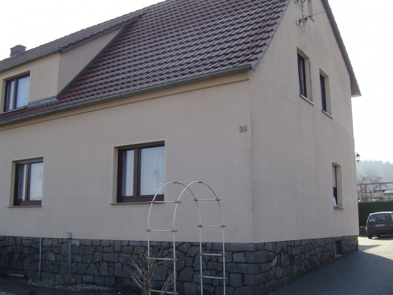 Fassadenbeschichtung in 01990 Kleinkmehlen