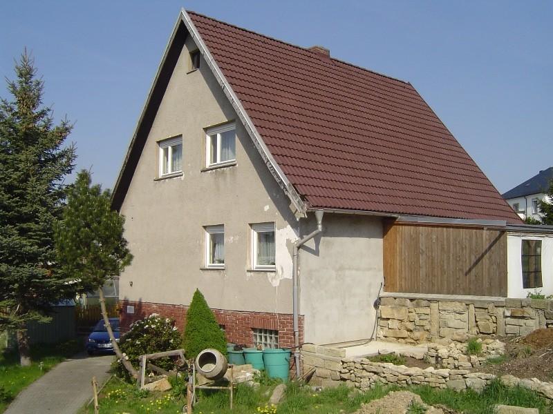 Fassadenanstrich in 01728 Bannewitz