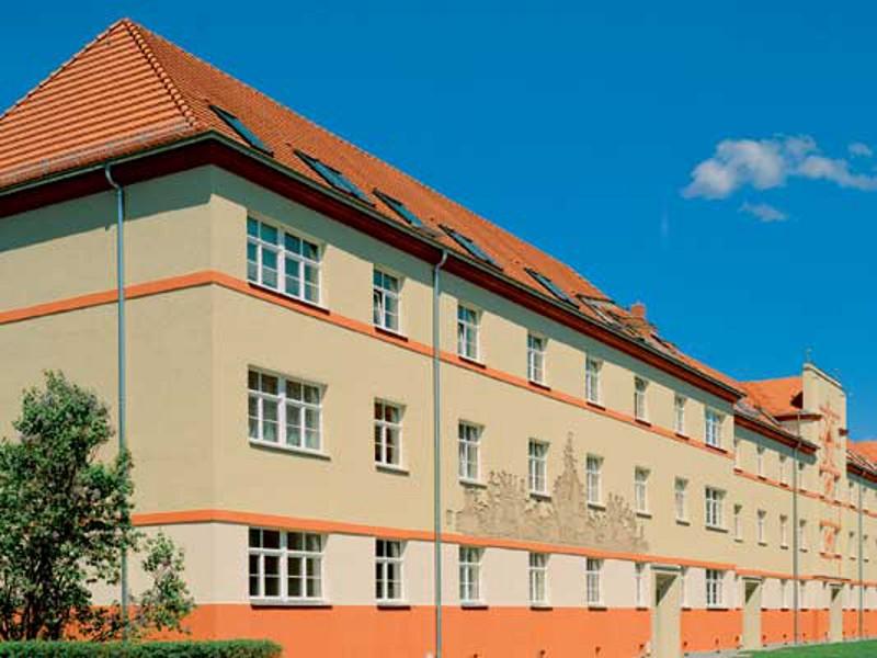 Sanierung  Wohnanlage Dresden Tolkewitz
