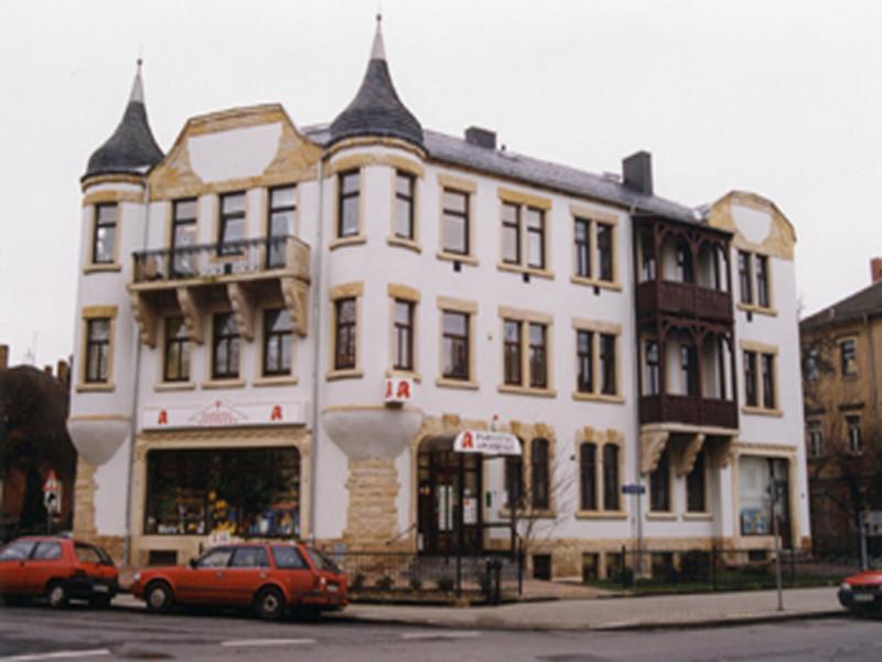 Ärztehaus  Altenberger Straße 25, Dresden