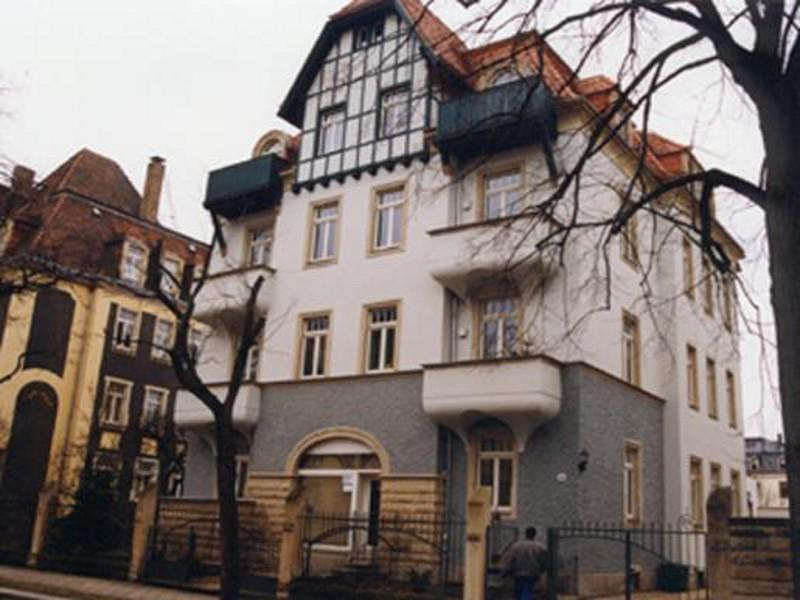 Wohn- und Geschäftshaus Augsburger Straße 88, Dresden