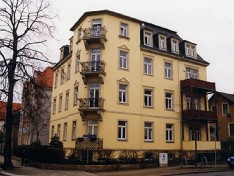 Mehrfamilienwohnhaus  Augsburger Straße 95, Dresden,  8 Wohneinheiten