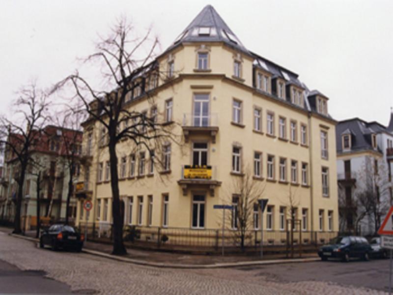 Mehrfamilienwohnhaus  Augsburger Straße 62, Dresden