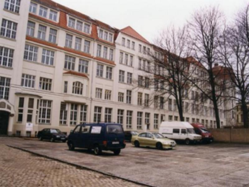 Fabrikgebäude Breitscheidstraße