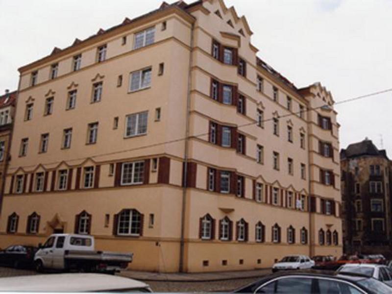 Wohnanlage Hallesche Straße 15/ Weimarische Straße 20, Dresden,  26 Wohneinheiten