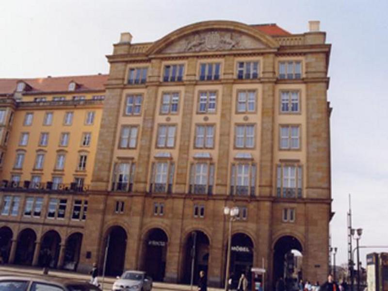 Einrichtungshaus Intecta Am Altmarkt/Wilsdruffer Straße,  Dresden