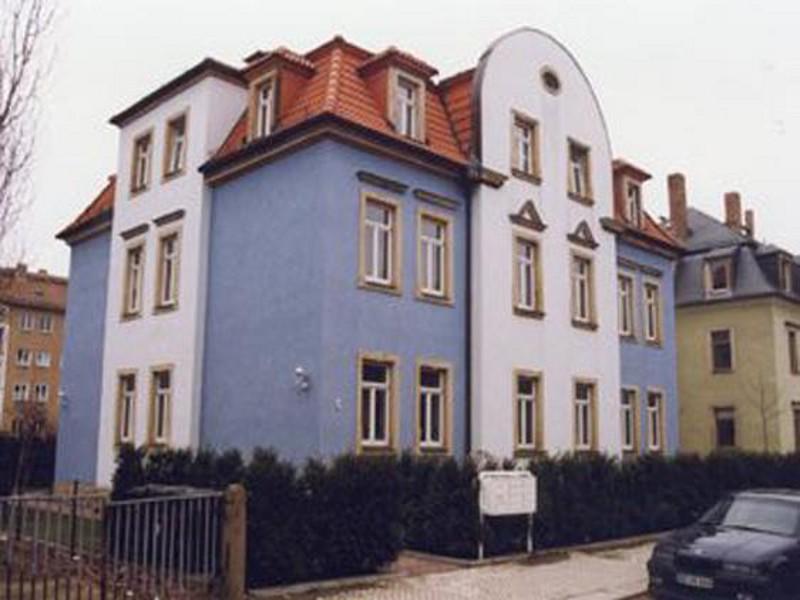 Mehrfamilienwohnhaus Roscherstraße 5, Dresden,  9 Wohneinheiten