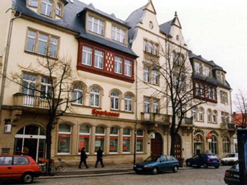 Stadtsparkasse Dresden Filiale Radebeul-West