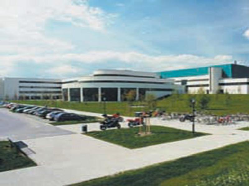 Neubau AMD Saxony Manufacturing GmbH  Dresden
