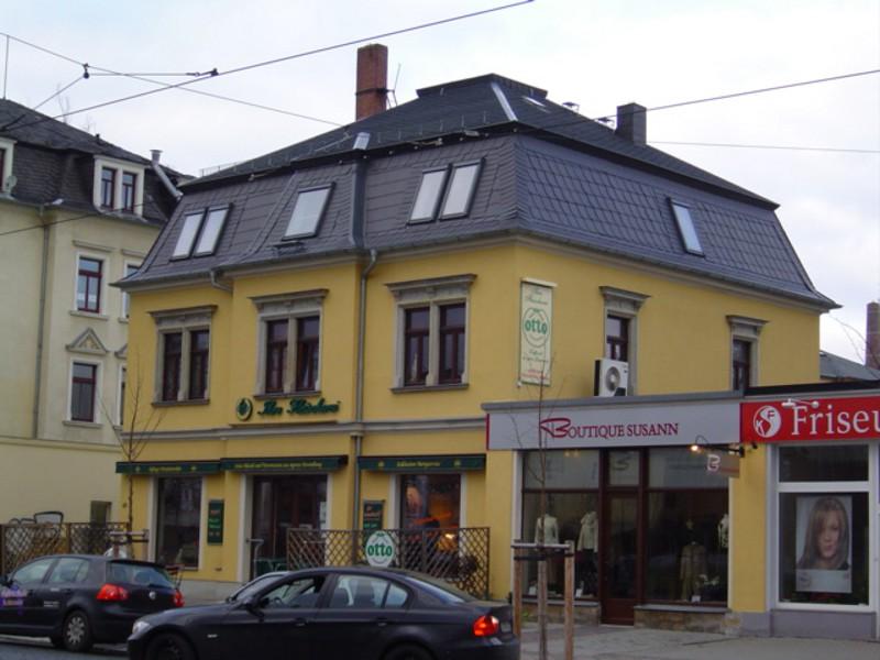 Wohn- und Geschäftshaus Schandauer Str. 61, Dresden