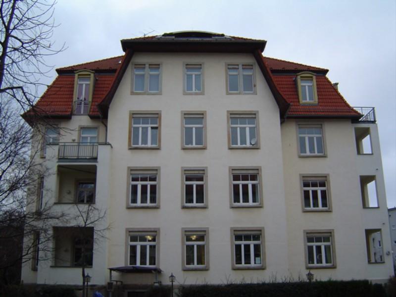 Wohn- und Geschäftshaus Schlüterstraße 13, Dresden