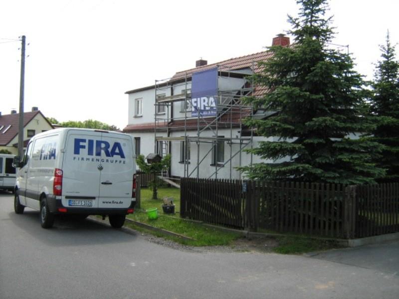 Fassadendämmung in 09669 Frankenberg