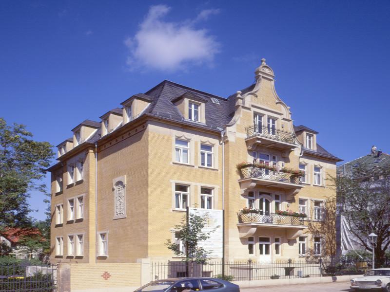 Mehrfamilienwohnhaus  Voglerstraße 18, Dresden,  7 Wohneinheiten